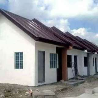 Rfo Rowhouse with Loft in Tanza