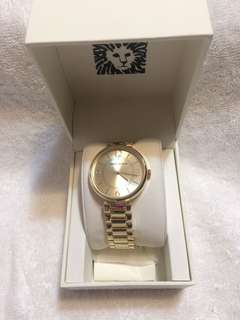 Anne Klein Women's Gold Colored Watch