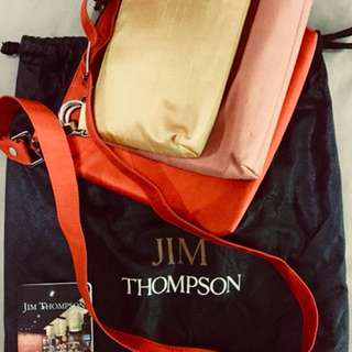 Authentic Jim Thompson Cross-body bag