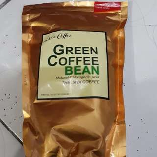 Green bean coffee utn diet
