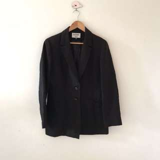 Black coat/blazer