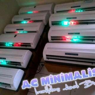 Ready ac minimalis kristal Gel
