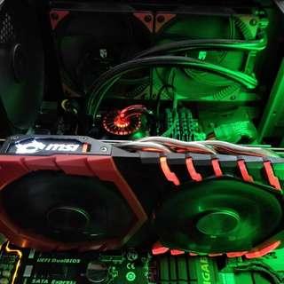 I7 4790K - 32GB RAM