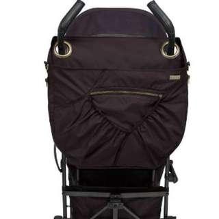 Baby Cargo Georgi Diaper Bag - Black