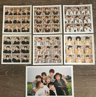 HYYH Pt 1 Photocards