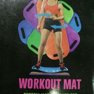 work out mat P250