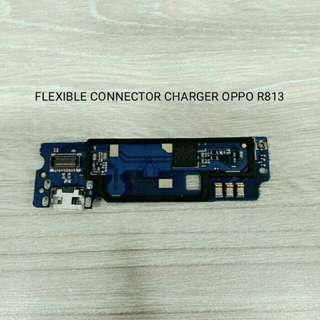 FLEXIBLE CONNECTOR CHARGER OPPO R813