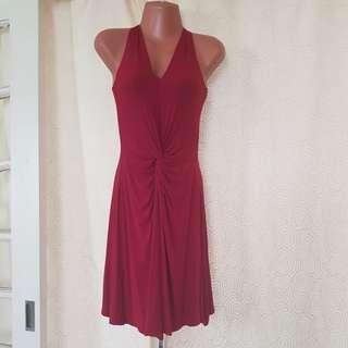 Red dress (fits M-L)