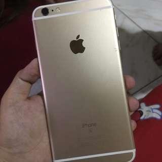 iphone 6splus 128gb gold f.u