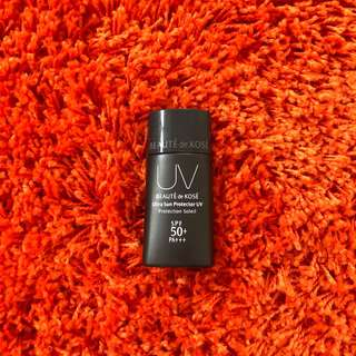 Beaute de Kose Sunscreen SPF50