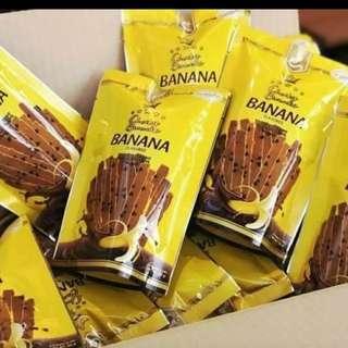 🚚 泰國香蕉布朗尼脆片