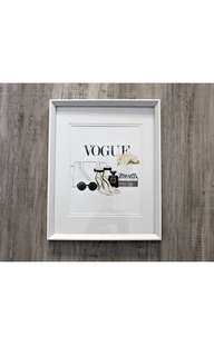 A4 Vogue print; What a Girl Wants