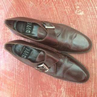 Leather Brown Shoes