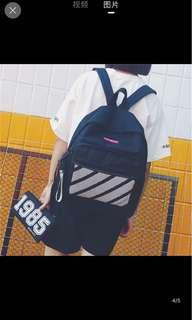 [P.O] Korean Ulzzang Backpack Bag