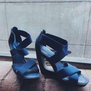 Authentic Calvin Klein Shoes Heels