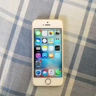CHEAP 2YRS USED Iphone 5s GOLD