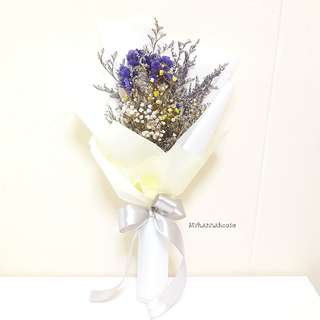Dried Flower 🌼🌸 Of Purple and Yellow