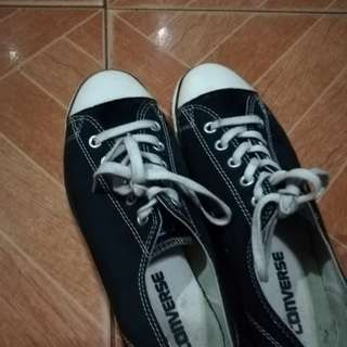 Converse navy blue original