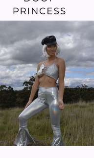 Holographic flares new with tags