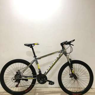 "(SOLD OUT)26"" D'KAL Raven Mountain Bike"