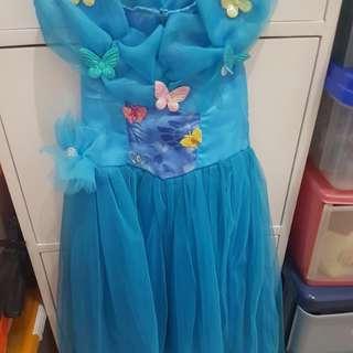 Cinderella dress 1 kali pakai saja
