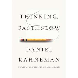 Thinking, Fast and Slow -ebook