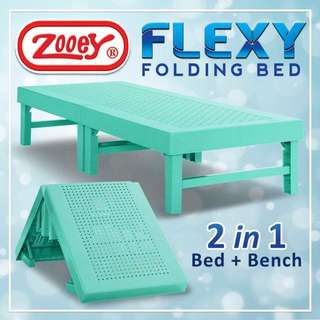 Zooey Flexy Folding Bed