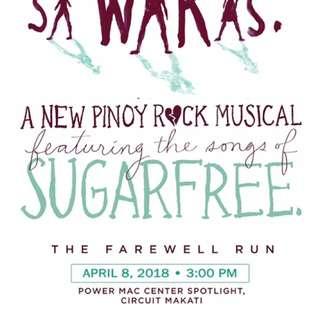 Sa Wakas, a Pinoy Rock Musical Tickets