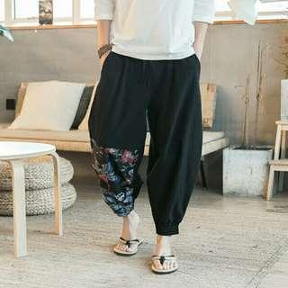 Harem Pants Loose Pants M-5XL