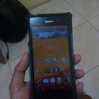 Sonny experia z3 black 20mp8mp
