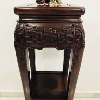 Antique stand (古董花架)