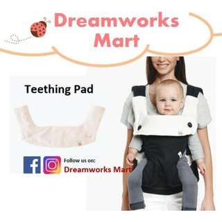 Teething Pad for Baby Carrier