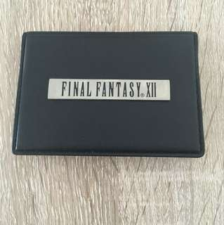 PS2 Final Fantasy XII Magic Gate Collectable