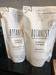 Botanist Shampoo & Conditioner
