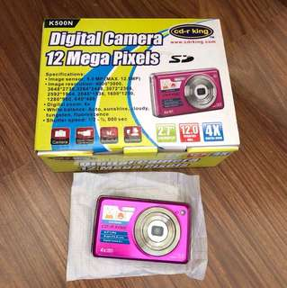 Digital Camera 12mp