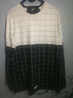 Hood By Air Checkered Long Sleeve