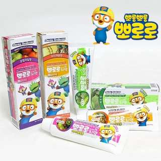 Pororo Dental Smile Kids Toothpaste 90g