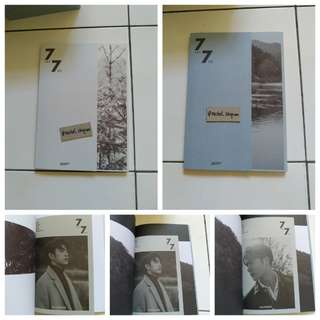 [READY STOCK] GOT7 7 FOR 7 PRESENT EDITION ALBUM