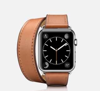 Apple Watch 全新皮製錶帶