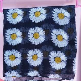Pashmina Motif Sunflower