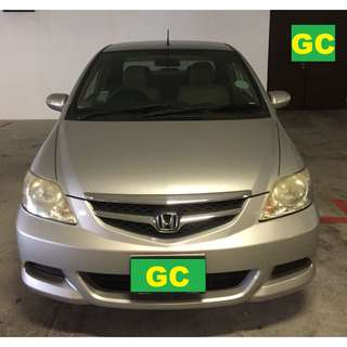 Honda City CHEAPEST RENT AVAILABLE FOR Grab/Uber USE