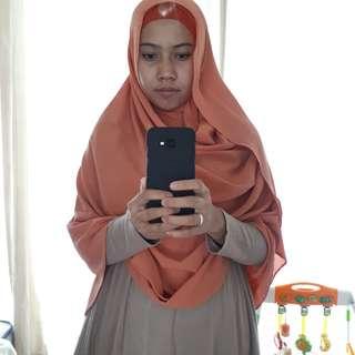 Pashmina instan pashtan fi.fe.fa hijab