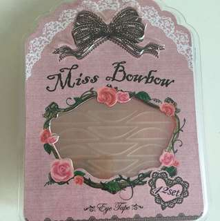 Miss Bowbow Eye Tape Professional