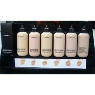 mac body and face foundation