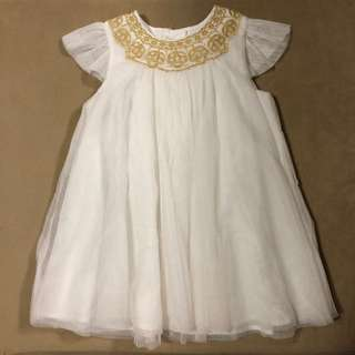 Pre-loved H&M baby dress