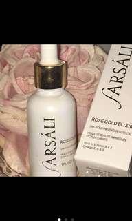 Authentic Farsali Rose Gold