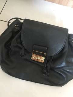 Zara backpack mini