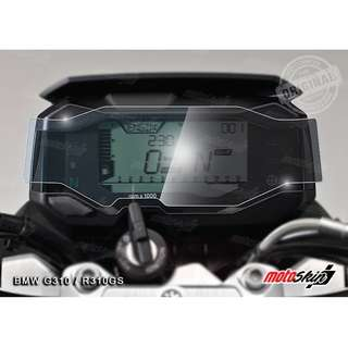 MotoSkin Speedometer Protection Film for BMW G310R G310GS