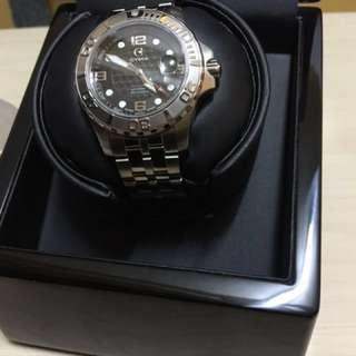 CYMA 名貴腕錶 機械錶男裝