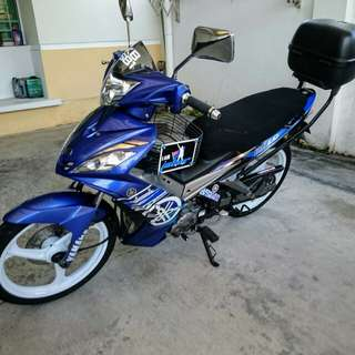 Yamaha LC135